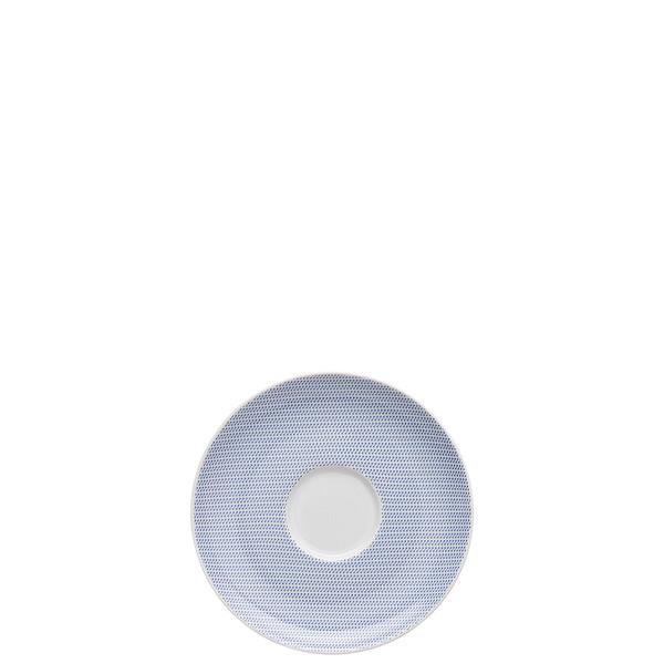 Coffee Saucer, 5 2/3 inch   Moon Cipango Blue