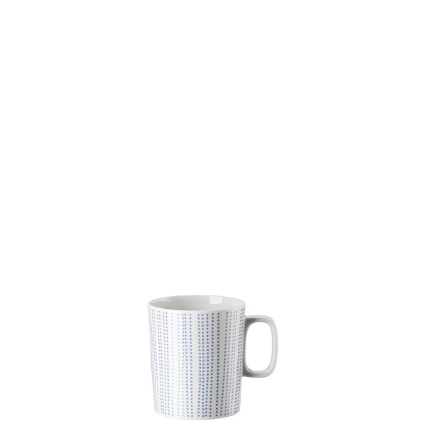 Mug, 10 ounce | Moon Cipango Blue