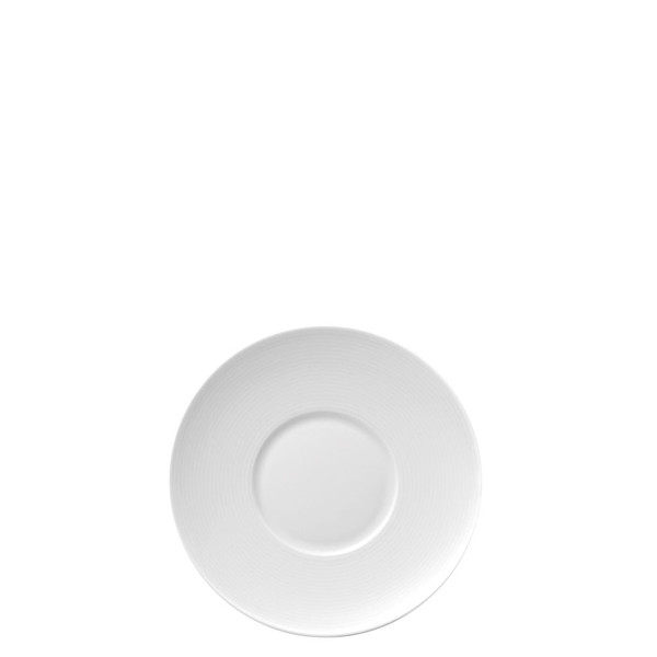 Coffee Saucer, 6 1/2 inch | Thomas Loft White