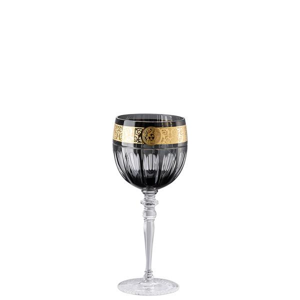 Water Goblet, 20 ounce   Gala Prestige Medusa Grey