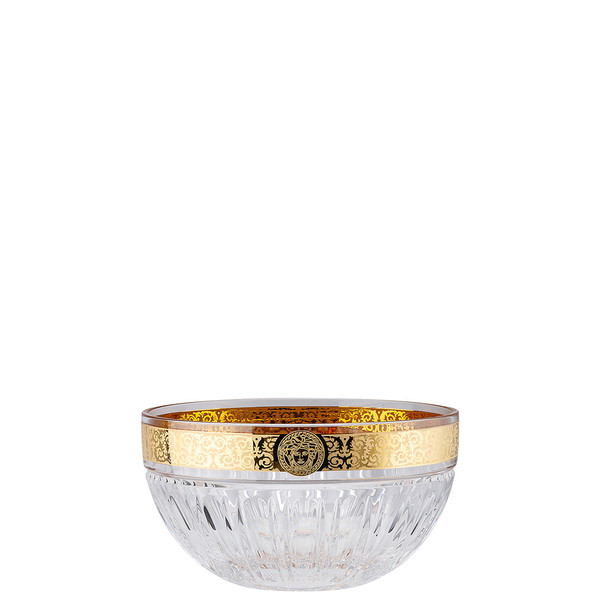 Bowl, 7 inch | Gala Prestige Medusa Clear
