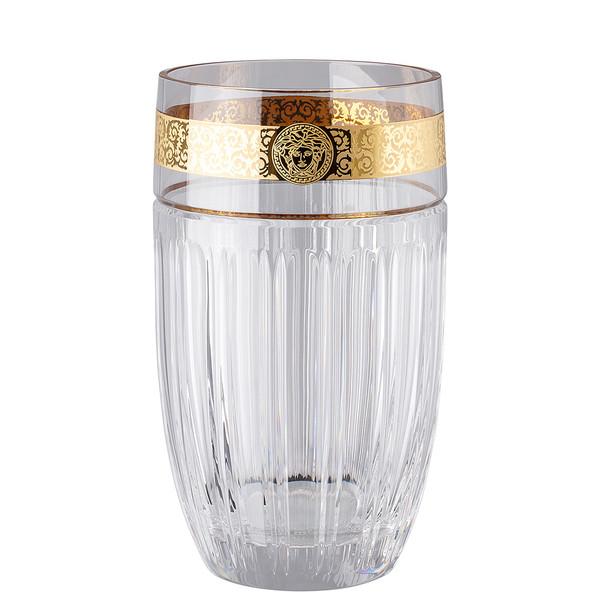 Crystal Vase, 11 3/4 inch | Gala Prestige Medusa Clear