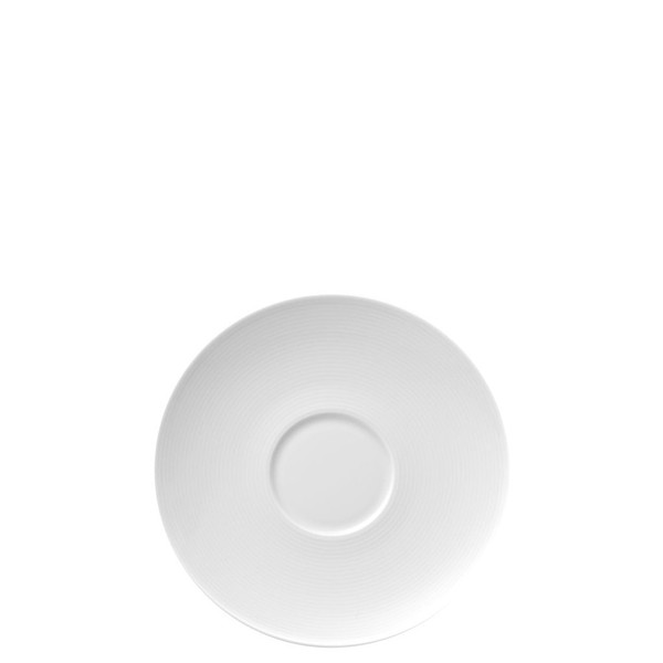Combi saucer, 7 inch | Thomas Loft White