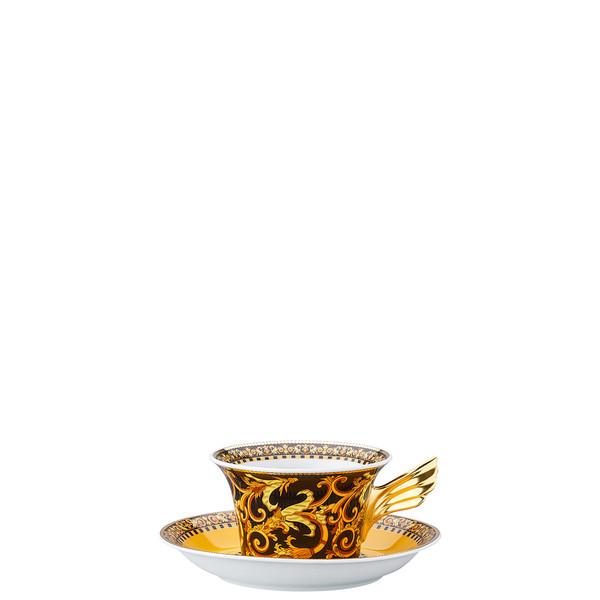 Tea Cup & Tea Saucer | 25 Years Barocco