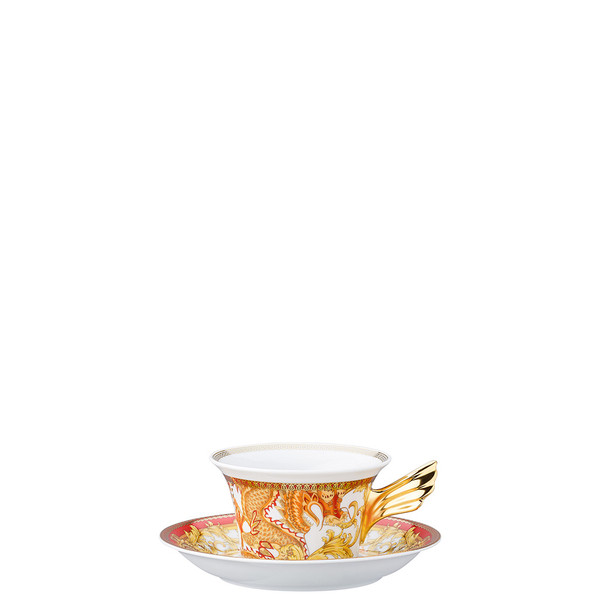 Tea Cup & Tea Saucer | 25 Years Asian Dream
