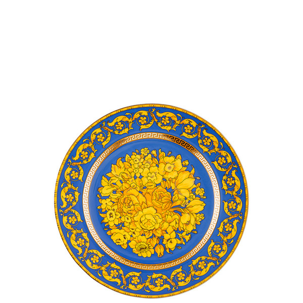 Dessert Plate, 8 1/2 inch | 25 Years Floralia Blue