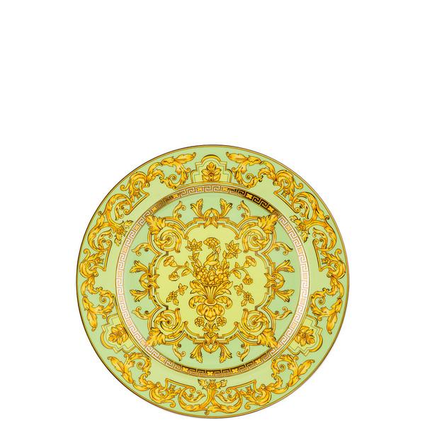 Dessert Plate, 8 1/2 inch   25 Years Green Floralia