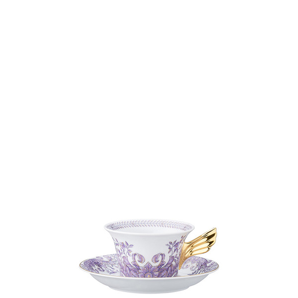 Tea Cup & Tea Saucer | 25 Years Le Grand Divertissement