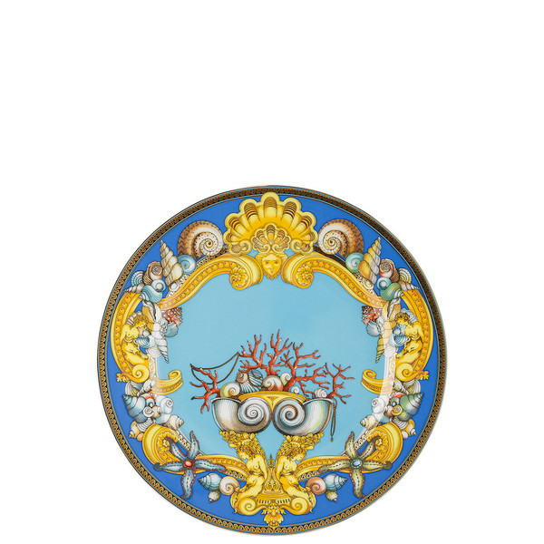 Dessert Plate, 8 1/2 inch | 25 Years Les Tresors de la Mer