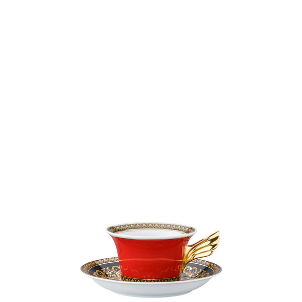 Tea Cup & Tea Saucer | 25 Years Medusa