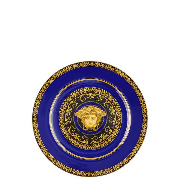 Dessert Plate, 8 1/2 inch | 25 Years Medusa Blue