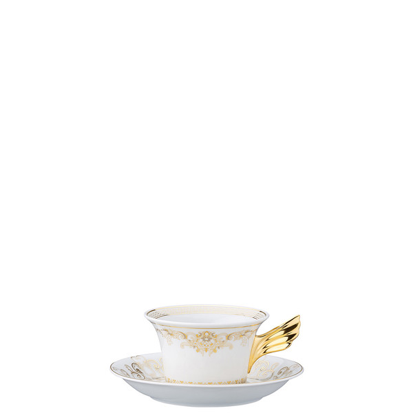 Tea Cup & Tea Saucer | 25 Years Medusa Gala