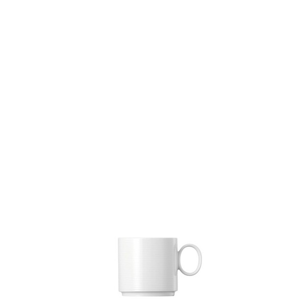Mug,Small, stackable | Thomas Loft White