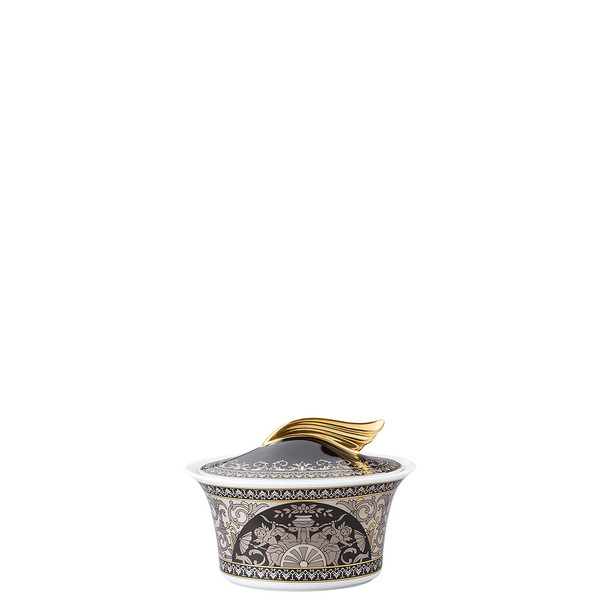 Sugar Bowl, Covered, 6 ounce | 25 Years Medusa Silver