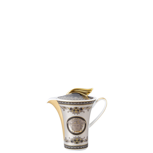Creamer, Covered, 7 ounce | 25 Years Medusa Silver