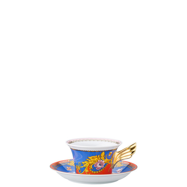 Tea Cup & Tea Saucer | 25 Years Primavera