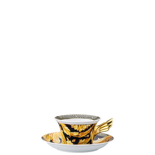 Tea Cup & Tea Saucer | 25 Years Vanity