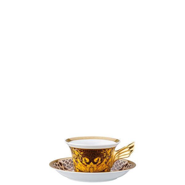 Tea Cup & Tea Saucer | 25 Years Wild Floralia