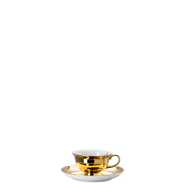 Cup & Saucer, Low | Tattoo, Cilla Marea N7