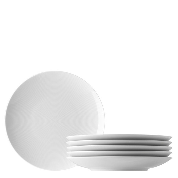 Canape Set, 6 pcs. | Thomas Loft White