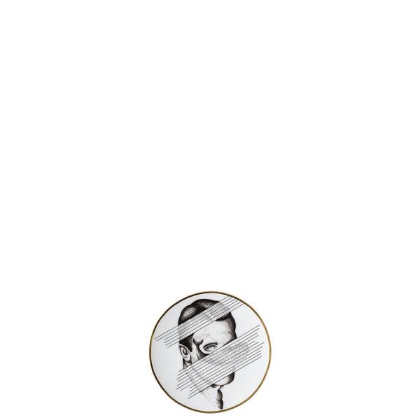 Plate, 4 inch | Tattoo, Cilla Marea N1