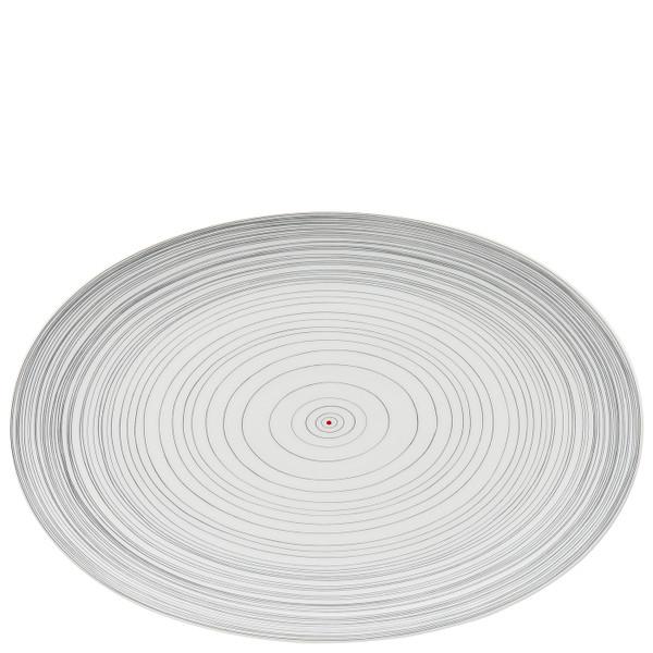 Platter, 15 inch | TAC Stripes 2.0