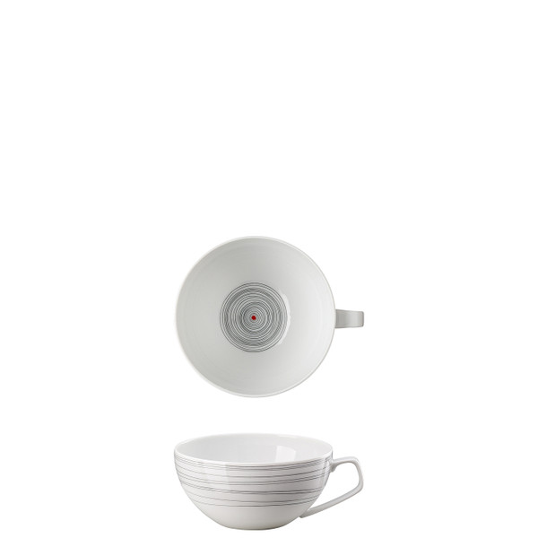 Tea Cup, 8 ounce | TAC Stripes 2.0