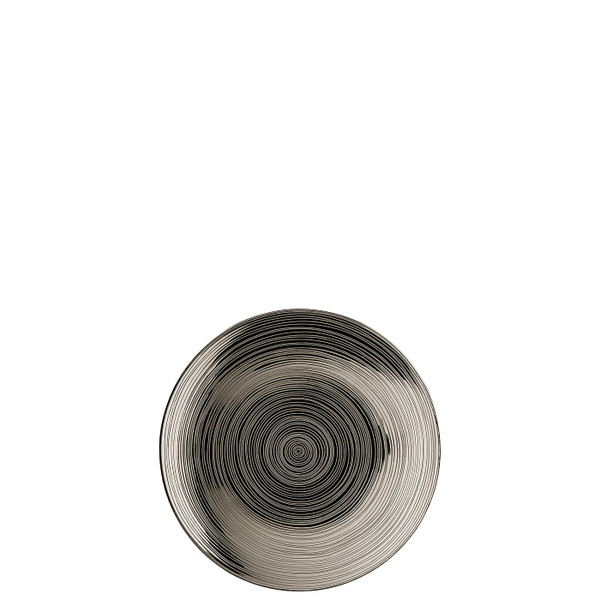 write a review for Bread & Butter Plate, Silver Titanium, 6 1/4 inch | TAC Stripes 2.0