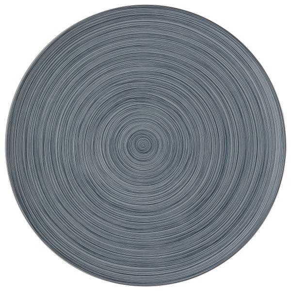 Service Plate, Matte, 13 inch | TAC Stripes 2.0