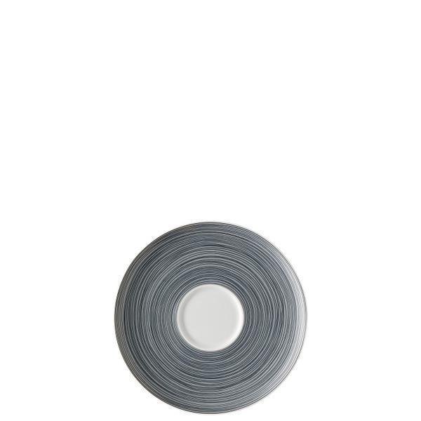 Combi & Tea Saucer, Matte, 6 1/3 inch | TAC Stripes 2.0