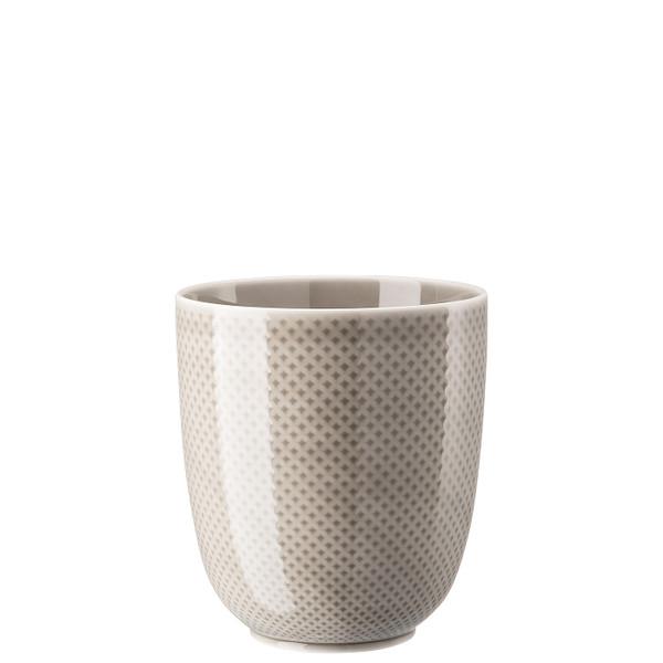 Dressing Bowl, 6 1/4 x 7 1/8 inch | Junto Pearl Grey