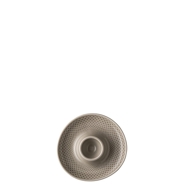 Egg Cup, 5 1/8 inch | Junto Pearl Grey