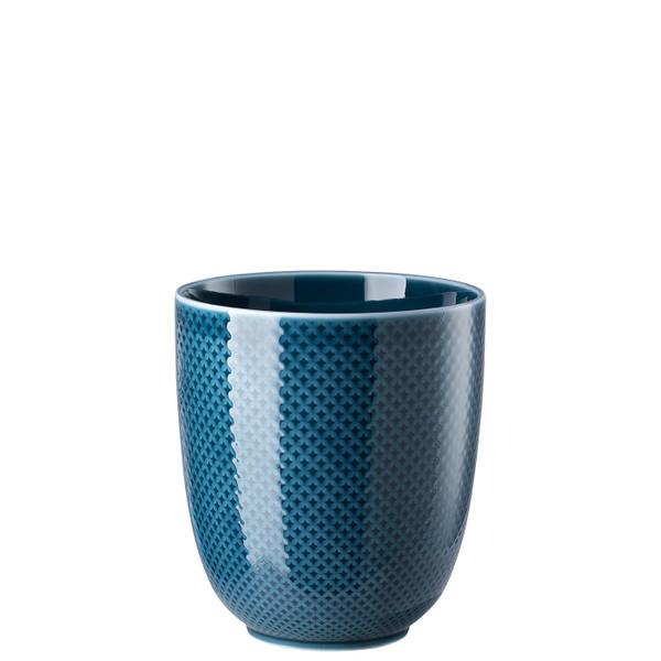 Dressing Bowl, 6 1/4 x 7 1/8 inch | Junto Ocean Blue