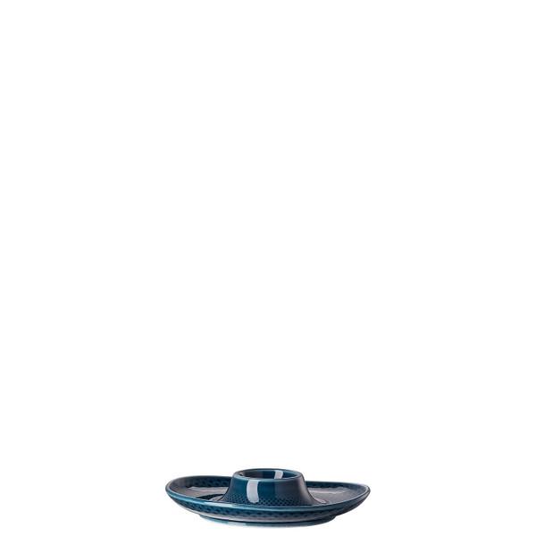Egg Cup, 5 1/8 inch   Junto Ocean Blue
