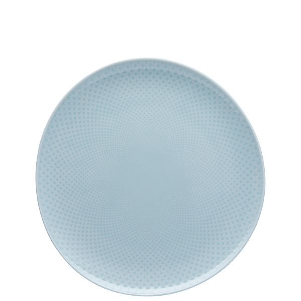 write a review for Dinner Plate, #2, Relief Front & Back, 10 5/8 x 10 1/4 inch | Junto Opal Green