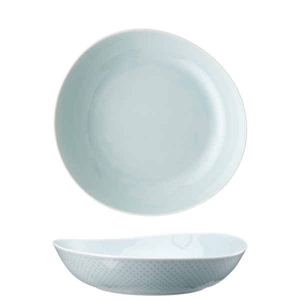 write a review for Soup Plate, Deep, 8 2/3 inch | Junto Opal Green