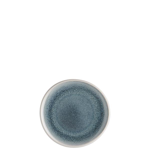 Bread & Butter Plate, Flat, 6 1/4 inch | Junto Stoneware Aquamarine
