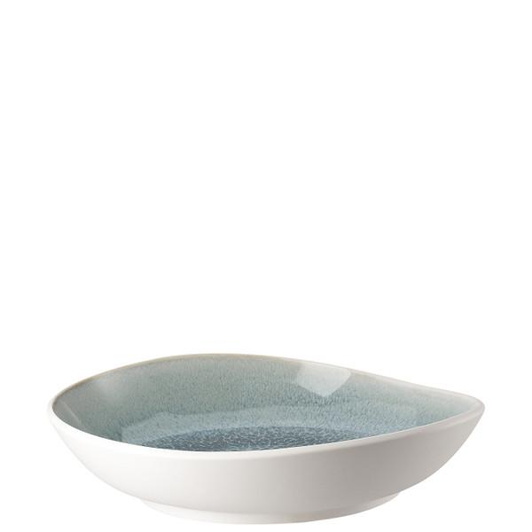 Plate, Deep, 11 inch | Junto Stoneware Aquamarine