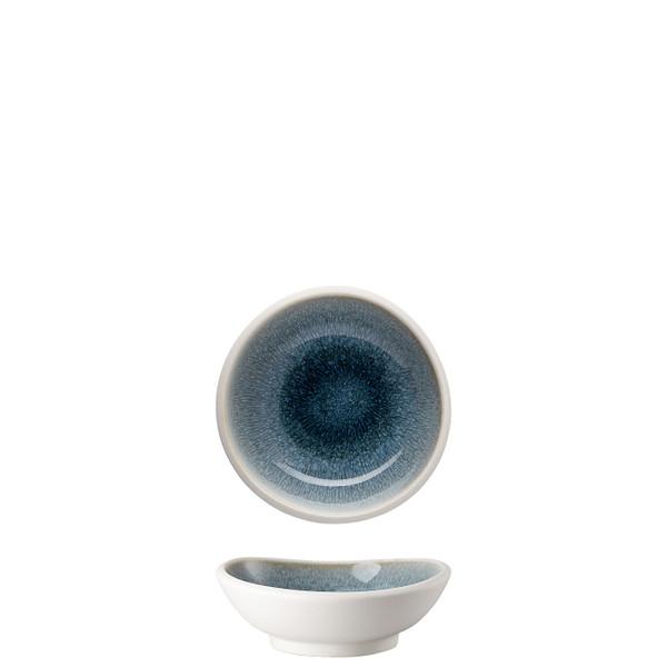 Bowl, 4 3/4 inch, 6 3/4 ounce | Junto Stoneware Aquamarine
