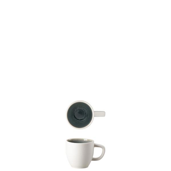 Espresso Cup, 3 ounce | Junto Stoneware Aquamarine