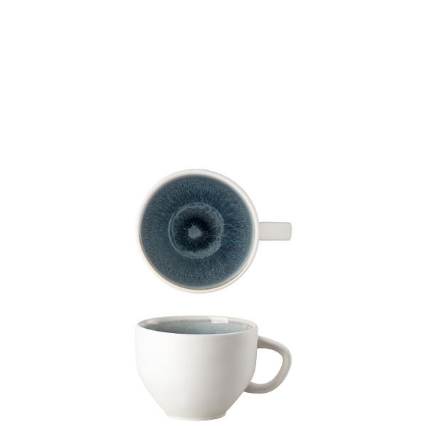 Combi Cup, 11 ounce | Junto Stoneware Aquamarine