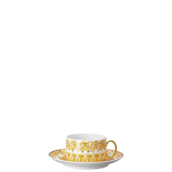 Tea Cup & Saucer, 6 1/4 inch | Medusa Rhapsody
