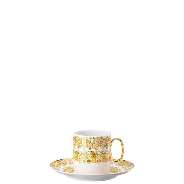 Coffee Cup & Saucer, 6 inch | Medusa Rhapsody