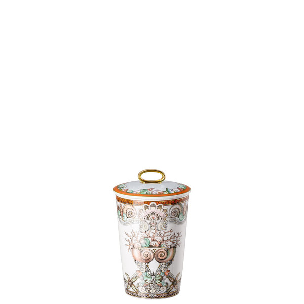 Scented Votive with Lid, 5 1/2 inch | Scented Candles Etoiles de la Mer