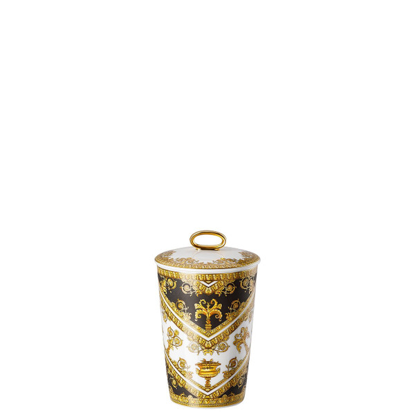 Scented Votive with Lid, 5 1/2 inch | Scented Candles I Love Baroque
