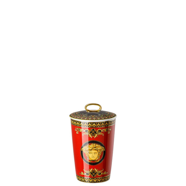 Scented Votive with Lid, 5 1/2 inch | Scented Candles Medusa