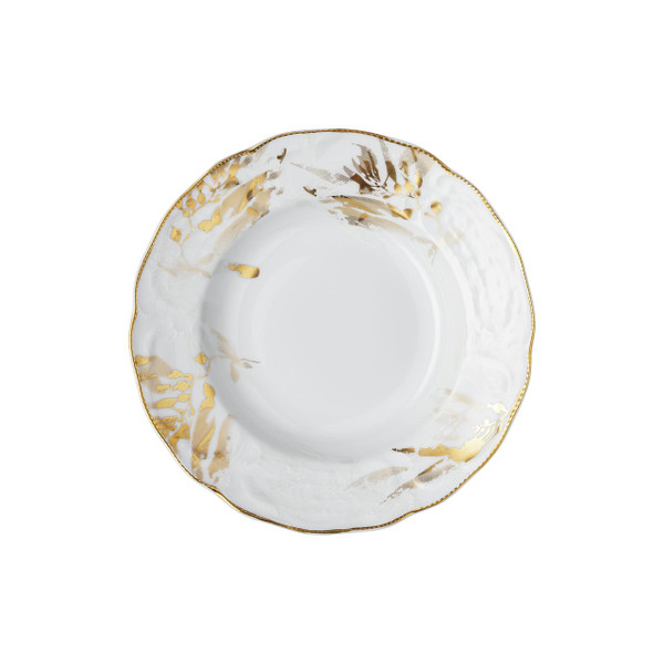 Rim Soup Plate, 9 1/4 inch | Heritage Midas