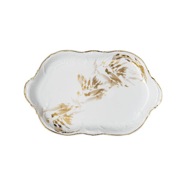 Platter, 11 1/4 inch | Heritage Midas