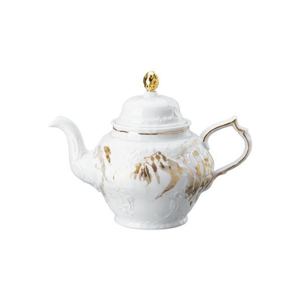 Tea Pot, 10 inch, 42 1/4 ounce | Heritage Midas