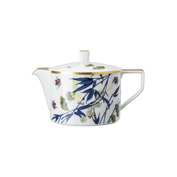 Tea Pot, 9 1/2 inch, 40 1/2 ounce | Heritage Turandot
